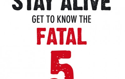 stay alive get to know the fatal 5